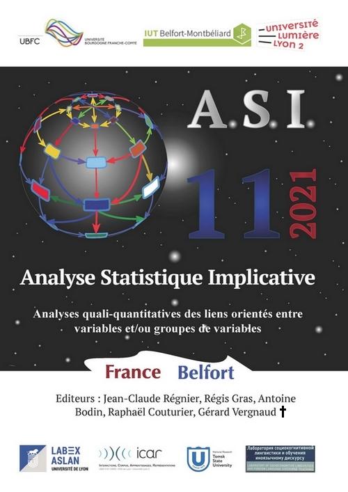 Couverture du livre ASI 11 en cours de préparation